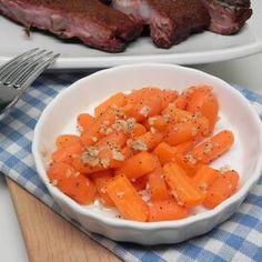 Ginger-Glazed Carrots Saute Asparagus, How To Cook Asparagus, Tea Recipes, Healthy Recipes, Easy Asparagus Recipes, Ginger Honey Lemon, Turmeric Tea, Glazed Carrots, Ulcerative Colitis