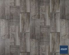 Patina Sheet Vinyl flooring shown in the Carbon color | Available at Avalon Flooring | Starting at $2.19/square foot