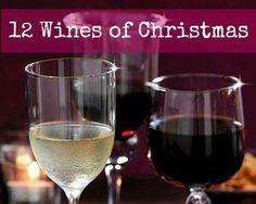 What kind of wine are you drinking at #Christmas?