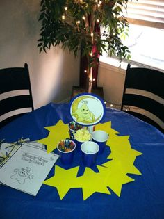 Fun Crafts for Party  Star coloring book and Make your own Star magnet