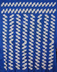 Historically Modern: Quilts, Textiles & Design: Line for Line's Sake: Vintage Quilts