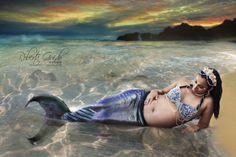 Ensaio fotográfico Sereia Gestante RJ | Roberta Guido Fotografia Fine Art, Bikinis, Swimwear, Fashion, Mermaid, Women's, Bathing Suits, Moda, Swimsuits