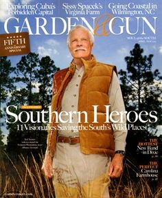 The wonderful magazine of the south's goings on. Culture and great reading.