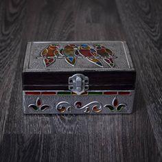 Jewelry storage/Jewelry box wood/Wooden box/Jewelry box for