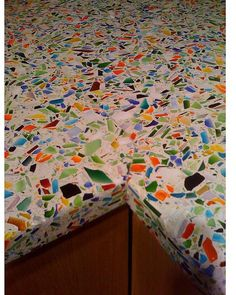 Vetrazzo alternative to granite countertops (3) by Vetrazzo, via Flickr