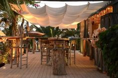 The Container Restaurant & Bar at San Jose del Cabo