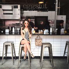 Wendy Nguyen @wendyslookbook Breakfast date wi...Instagram photo | Websta (Webstagram)