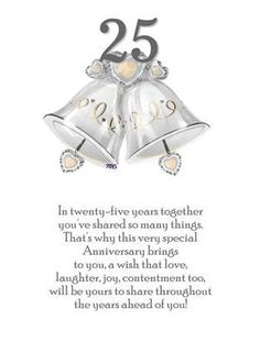 Wedding Anniversary Greetings Verses Silver Gifts Marriage