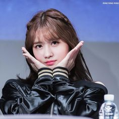 "TWICE MOMO ""[Fantaken] 170226 ""KNOCK KNOCK"" Special Album Sangnam Fansign"""
