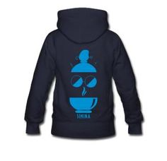 Woman sweatshirt with Flex print