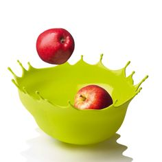 Paint splash bowl / Niels Römer  My kids would love these for sure!