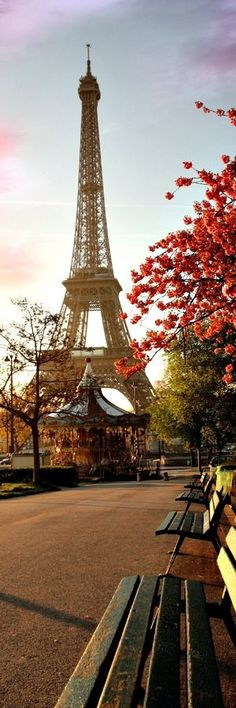 TOP 15 Most Romantic Places In The World - Page 11 of 15 - YouMustBeHere.com  Eiffel Tower, Paris, France