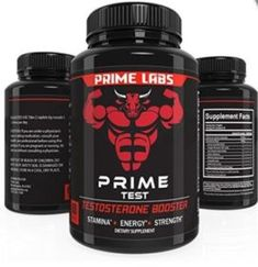 The Prime Labs Male Testosterone Booster is free from synthetic hormones itself. Rather, the formula is based on natural substances and extracts that stimulate the body to make testosterone on its own.
