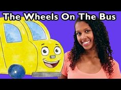 The Wheels on the Bus | Nursery Rhyme Collection from Mother Goose Club! - YouTube