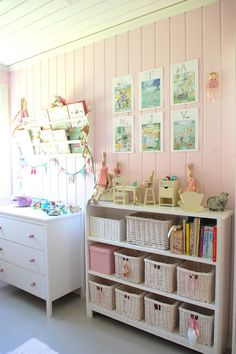 kids room.. love the wall and ceiling..may also be a pantry idea. Maybe kitchen ceiling too.