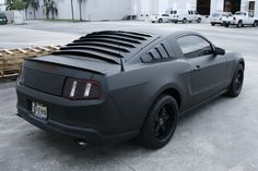 Sup guys, heres a few vids of my Mustang. Just to give an idea of how matte black can almost make you invisible at night 2010 matte black Mustang GT going. Matte Cars, Matte Black Cars, Matte Black Mustang, 2010 Mustang Gt, Plasti Dip Car, Fancy Cars, Crazy Cars, Car Goals, Pony Car