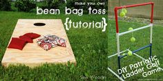 How to Make Your Own Tailgating Games  #Ultimate Tailgate #Fanatics