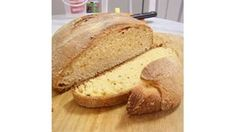 Cornmeal and olive oil distinguish this yeast bread, a savory loaf to serve with chowder or seafood.