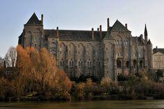 Abbaye de Solesmes - Sarthe
