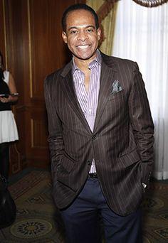 Fabulostic Freddie Anderson, walker extraordinaire.