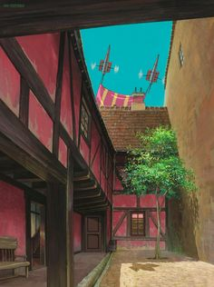 Howl's Moving Castle gif