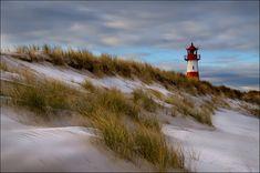 #Sylt - Schleswig-Holstein, Germany #Leuchtturm #Lighthouse