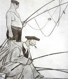 Рыбаки, Леонид Сойфертис