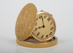 King Edward VIII pocket watch