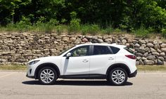 We averaged 25.9 mpg during quarter three in our long-term 2013 Mazda CX-5 Grand Touring.  Photo by Chris Amos.