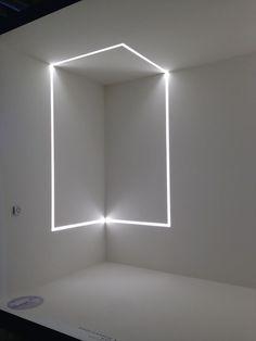 Ideas de decoración e iluminación con tiras de LEDs  http://www.justleds.co.za #tirasdeluz