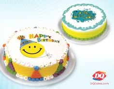 Can The Cake Also Be Gift Get Yours Today At DQCakes DQ DairyQueen LOVEmyDQ HappyBirthday Birthdays