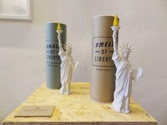 Objeto #11  Smell of Liberty by Aparentment Desing