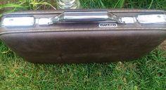 Vintage suitcase on Etsy, $18.00