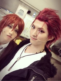 K Project, Stage Play, Chibi, Musicals, Cosplay, Actors, Japan, Random, Anime