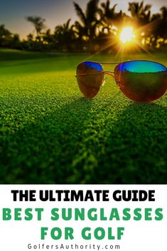 Golf Fashion Are you looking for the Best Sunglasses for Golf? Check out our in depth buyers guide to find the best pair of sunglasses for you. Cleveland Golf, Golf Photography, Golf Instruction, Golf Exercises, Golf Quotes, Golf Lessons, Golf Humor, Golf Accessories, Golf Fashion