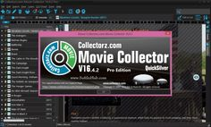 Movie Collector Pro 16 Crack & License Keygen Free Download