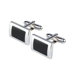 Fashion Jewelry ~Small Art Print Buccaneers Cufflinks