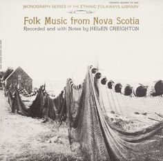 Though the majority of Nova Scotia's residents are of British descent (as is represented on this recording), many other ethnic groups also contribute to the thriving folk tradition of Nova Scotia that is captured on this recording: from Acadian French and Scot-Irish populations to Micmac Indian tribe. The stunning vocals of these folk musicians are accompanied at times by fiddle, bag pipes, and occasional piano.
