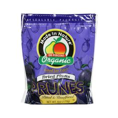 Made In Nature Organic Prunes ( 12x6 OZ) * Read more at the image link.