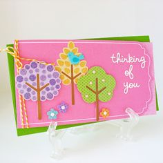 Thinking of You by Kathy Martin for #Doodlebug using Hello Spring