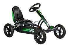 982f9b7b9eb88e Dino Speedy ZF (Anthracite) Pedal Go-Kart. Dino s smallest go-kart