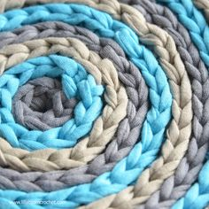 How to crochet Camel Stitch: photo-tutorial by Lilla Bjorn