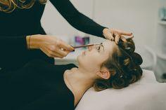 Stilizare sprancene - Andreea Magharusan Make Up Artist