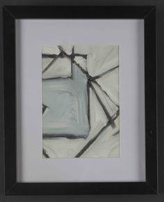 Framed black and white sketch 2, $175.00 by Lindsay Cowles Fine Art