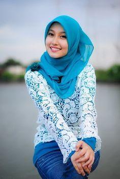 Gambar Wanita Bertudung Paling Cantik Di Malaysia 6 Photo