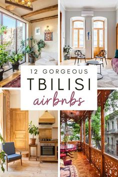 A curated list of the best Tbilisi Airbnbs chosen for their charming interiors, historic value and old-world opulence. #Tbilisi #Georgia #Caucasus | Where to stay in Tbilisi | Airbnb in Tbilisi | Tbilisi accommodation | Tbilisi design | Tbilisi architecture Europe Travel Tips, European Travel, Asia Travel, Travel Usa, Budget Travel, Travel Ideas, Travel Guide, Travel Destinations, Hotels And Resorts