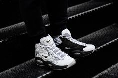4113d319366d Reebok References Allen Iverson s Divisive Persona With the Question Mid