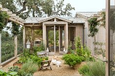 A Magical Ojai Oasis - Gianetti home