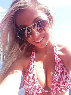 hot amateurs in bikinis-17
