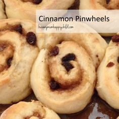 Cinnamon Pinwheels - Super easy and simple recipe which will be loved by your child AND your family